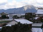 雪ですよ!(1)